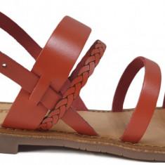 Sandale dama Kickers 708870 orange