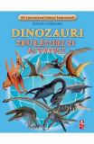 Dinozauri zburatori si acvatici - Silvia Ursache