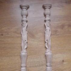 Stalpi decorativi pentru pendulă, la comandă orice dimensiune.