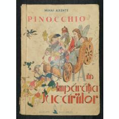 MIHAI AXENTE - PINOCCHIO in Imparatia Jucariilor, 1945