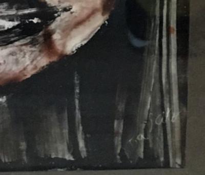 "Pictura Tablou Tia Peltz ""Portret"" foto"