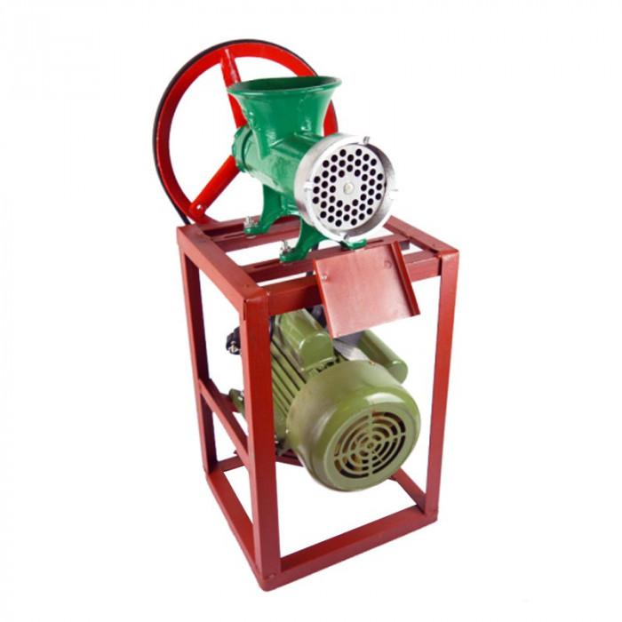 Masina electrica de tocat carne Craft Tec, Nr.32, 2.2 Kw, 1400 Rpm, 2 kg/min
