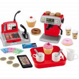 Cumpara ieftin Set de Joaca Cafenea cu Casa de Marcat si 33 Accesorii