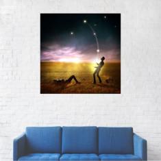 Tablou Canvas, Artistic, Peisaj, Stele ucigatoare - 20 x 20 cm