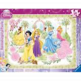 Puzzle Printesele Disney, 30 Piese