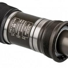 Monobloc pedalie Shimano Octalink BB-ES300 ax Cr-Mi 22 mm gol B 8mm L121 rulmentPB Cod:SHI-80034