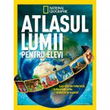 Atlasul lumii pentru elevi. National Geographic (Necartonat)