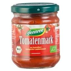 Pasta de Tomate Bio 22% Substanta Uscata Dennree 100gr Cod: 556389