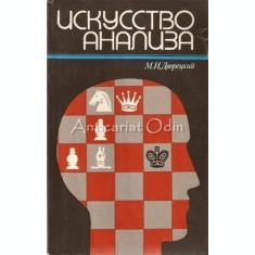 Tsskusstvo Analtsza - M. I. Butler