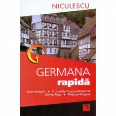Germana rapida - Philippe Magere, Denise Trag, Francette Thomas-Weissbart, Doris Moeglin