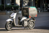 Silence S02 HS Delivery - Scutere electrice - Eco Mobilitate