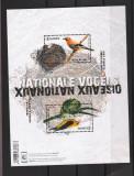 BELGIA 2019 EUROPA CEPT - PASARI -Bloc cu 2 timbre Mi.Bl.239 MNH**, Nestampilat