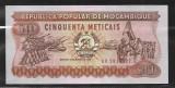 Mozambic 50 Meticais 1986 -UNC
