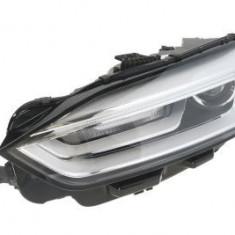 Far Audi A5, 06.2016-, partea Stanga, electric, bi-xenon, cu LED daytime, cu lumini pt curbe, tip bec D5S+H8, fara led lumini zi, MAGNETI MARELLI