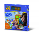 """Carduri HOT DOTS """"Matematica"""" PlayLearn Toys, Educational Insights"""