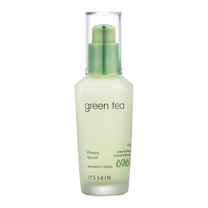Green Tea Watery Ser de fata Femei 40 ml