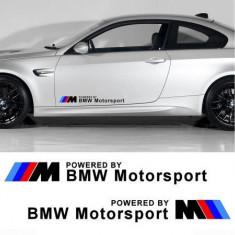 Sticker auto laterale BMW Motorsport (v2)