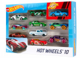 Set masinute Hot Wheels 10