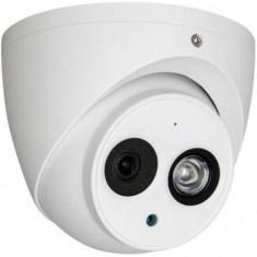 Cumpara ieftin Camera interior de 8 MP, IR 50 M, lentila 3.6mm, microfon incorporat, Dahua HAC-HDW1801EM-A