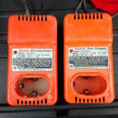 INCARCATOR ACUMULATOR MAKITA DC 7000 -7,2 V - 1,5 A  , 2 BUCATI