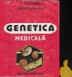 Genetica medicala C. Maximilian, Doina Maria Ioan