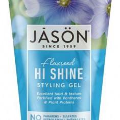 Gel natural pentru par Shine, 180 g, Jason