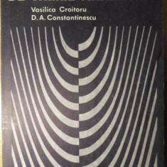 APLICATII SI PROBLEME DE CHIMIE ANALITICA - VASILICA CROITORU, D.A. CONSTANTINES