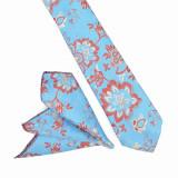 Cumpara ieftin Cravata bleu paisley batista Little, ONORE