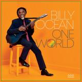 Billy Ocean One World LP (2vinyl)