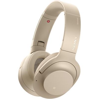 Casti Wireless Over Ear Auriu foto