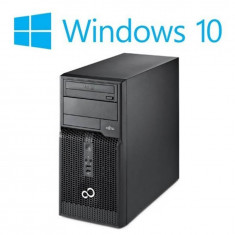 PC Refurbished Fujitsu Esprimo P400, i5-3470, Win 10 Home, Siemens