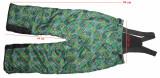 Pantaloni schi Y.F.K., bretele, copii, marimea 146-152 cm