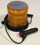 Girofar magnetic cu led 12v - 24v rotativ + stroboscop jsm-127 Tuning-Shop
