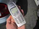 Nokia 6310i original made Germany stare f buna liber pe orice retea ideal carkit, Argintiu, Neblocat, NU