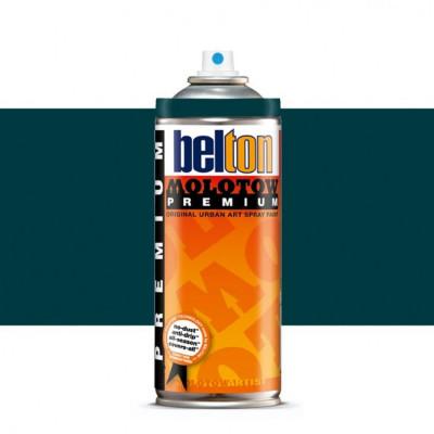 Spray vopsea Belton Molotow Premium 400 ML 129 nori foto