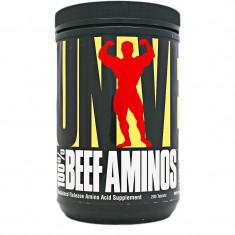 100% Beef Aminos, Universal, 400 caps