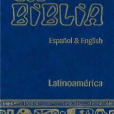Biblia Catolica, La. Latinoamerica (Bilingue Tapa Dura)