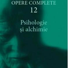 Opere Jung vol. 12 - Psihologie si alchimie/Carl Gustav Jung
