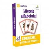 Literele alfabetului - Comunicare si dezvoltare personala |
