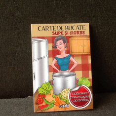 Carte de bucate supe si ciorbe