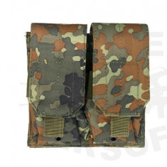 Portincarcator dublu M4/AK Flecktarn [8 Fields]