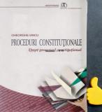 Proceduri constitutionale Drept procesual constitutional  Gheorghe Iancu