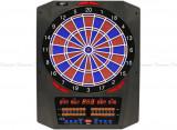 Bord darts electronic, soft, TOPAZ 901 cu segment albastru/rosu