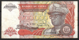 Republica Zair - 500000 zaires - 1992 (B0165) - starea care se vede