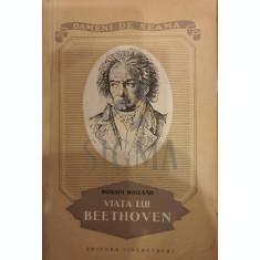 Viata lui Beethoven - Romain Rolland