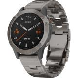 Smartwatch Fenix 6 Pro Sapphire Titanium with Vented Titanium Gri