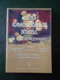 VALENTINA MARIN CURTICEANU - POETICA ROMANULUI ROMANESC INTERBELIC