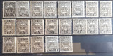 Romania - Taxa de plata - Coroana 1924, Nestampilat
