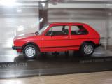 Macheta Volkswagen Golf 1 GTI Minichamps 1:43