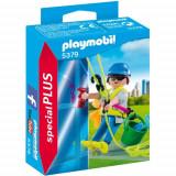 Figurina Curatator de Geamuri, Playmobil